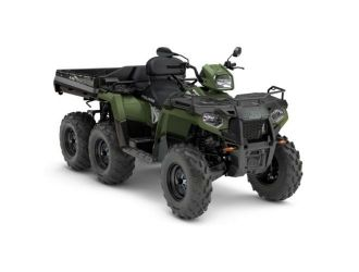 Polaris Sportsman Big Boss 570 6x6 EPS '18