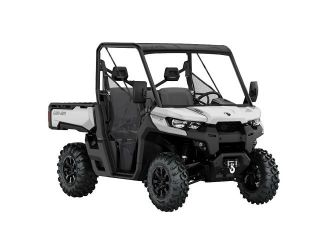 Can-Am Traxter PRO HD8 T Hyper Silver '19