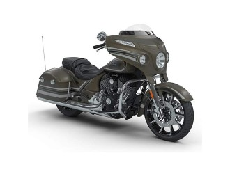 Indian Chieftain Limited '18